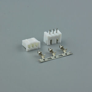 10Kits-of-XH2-54-JST-Connector-Plug-Male-Female-Crimps-2-Pin-12-Pin