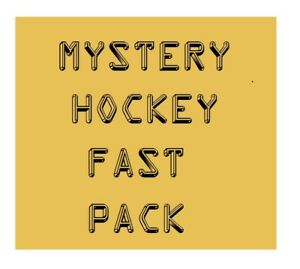 MYSTERY-HOCKEY-FAST-PACK-CARDS-Auto-Jersey-RC-amp-or-d-HITS-10-40-BV