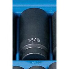"Grey Pneumatic 2042D 1/2"" Drive x 1-5/16"" Deep Socket"