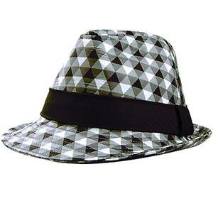 J2R Hemp Jute Straw Type Fedora Trilby Beach Hat Men Women Accessory JRJ019