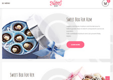 Sweet Shop Website Ecommerce Store Free Hosting Setup