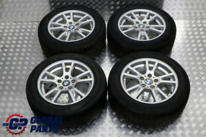BMW-X3-Series-E83-Complete-Set-4x-Wheel-with-Tyres-17-034-8J-Double-Spoke-148