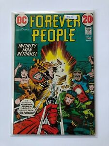 Forever-People-11-Jack-Kirby-4th-World-Comic-Book-MO2-25
