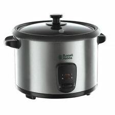 Russell Hobbs 19750 10 Cups 1.8L Keep Warm Rice Cooker & Steamer-BNIB