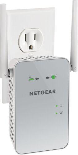 AC1200 Dual-Band Wi-Fi Range Extender NETGEAR White