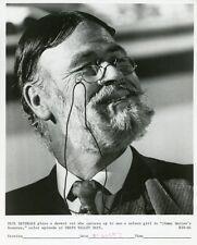 PAUL BRINEGAR PORTRAIT DEATH VALLEY DAYS ORIGINAL 1965 TV PRESS PHOTO