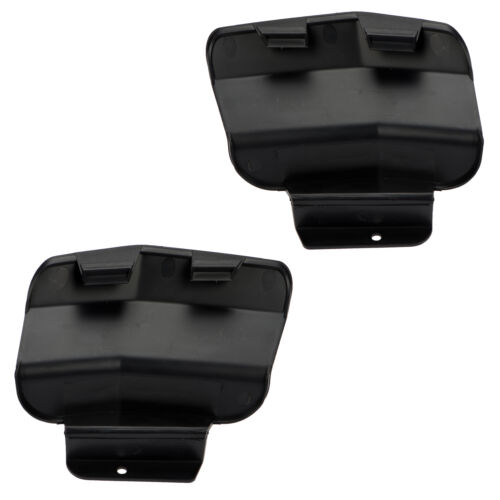 07-14 Ford Expedition OEM NEW Front Right /& Left Tow Hitch Bumper Cover Set 2