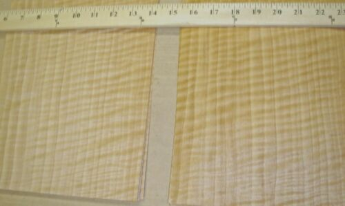 Figured Anigre wood veneer 8
