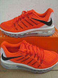 Dettagli su Nike Air Max 2015 Scarpe Uomo da Corsa 698902 600 Scarpe da Tennis Svendita