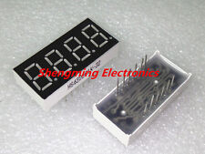 5 NEW HP 7-Segment RED  Display Module  HDSP-3401  Common anode 2.6v