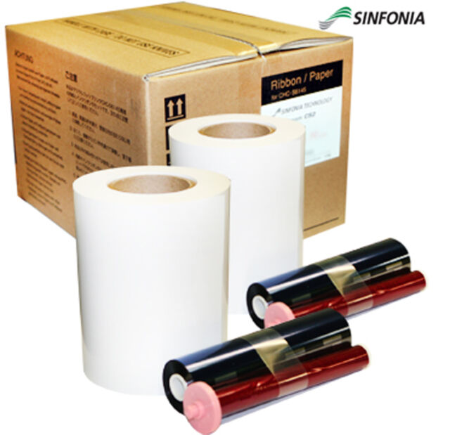 Sinfonia (CS2) S6145  box of 6x8 media ( 300 prints)