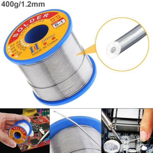 60/40 B1 400g 1.2mm No-clean Rosin Core Solder Wire with 2.0% Flux for Soldering