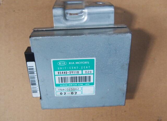 Kia Carnival II 2,9 CRDi 106KW 02 Steuergerät Automatikgetriebe 954402Y110