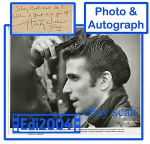 "HENRY WINKLER Vintage Original Photo ""LORDS OF FLATBUSH ..."