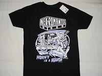 Black Nekromantix Brand T-shirt S M L Xl 2xl Psychobilly Punk Rock