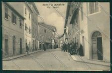 Pisa Casciana Terme cartolina QQ3216