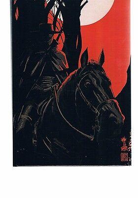 Die Spur des Fuchses 1 Zorro Classic Heroes Verlag limitiertes Hardcover