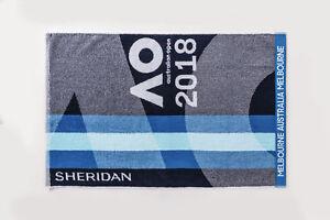 Australian Open 2018 Ladies Tennis Handtuch Gym Towel Rarität