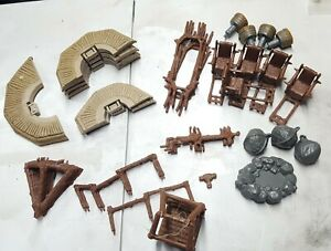 Vintage Star Wars Kenner 1983 ROTJ Ewok Village Bolder Part