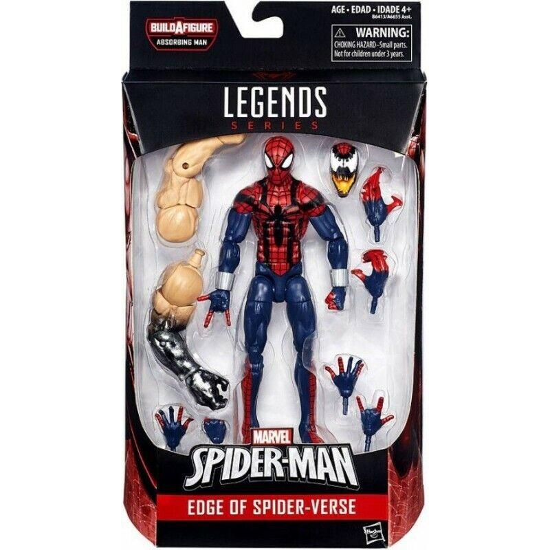 Marvel Hasbro Marvel Legends SERIES absorbing Man Ben Reilly Spider-Man