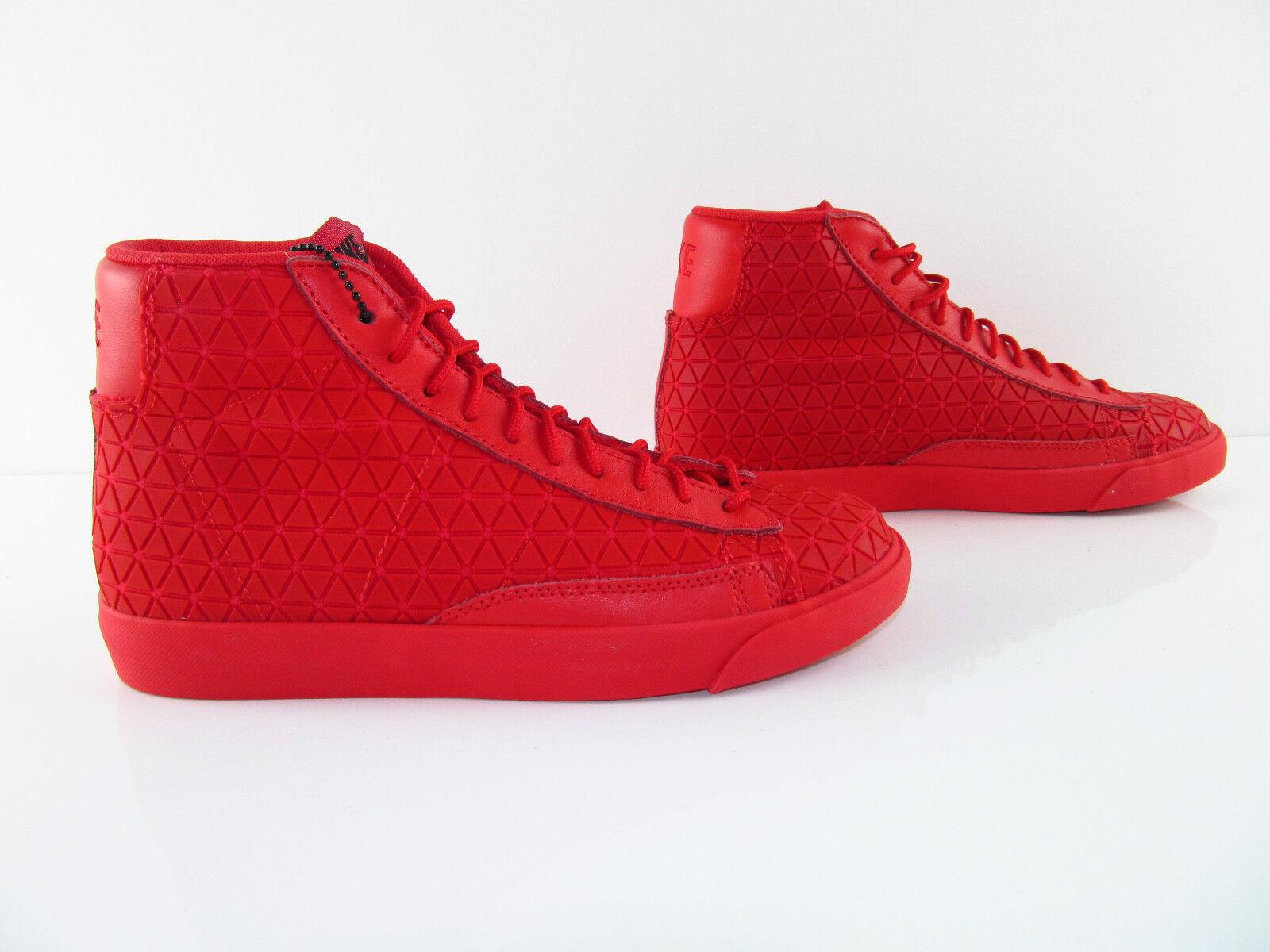 Nike blazer metà di qs university red marcire le scarpe da ginnastica raro!45