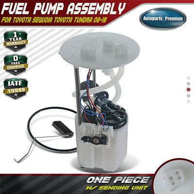 Spectra SP9010M Fuel Pump Assembly For 2007-2017 Toyota Tundra Electric