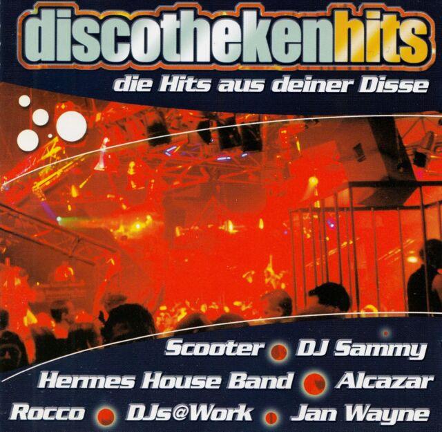 DISCOTHEKEN HITS - DIE HITS AUS DEINER DISSE / 2 CD-SET