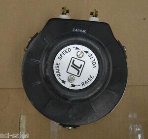 JOSLYN-CLARK-631082S10-RHEOSTAT-16-OHMS-6-2-3-1-AMPS-600-V-E-D-NUMBER-72000