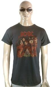 Rare-VINTAGE-by-Bravado-AC-officiel-DC-ACDC-Highway-a-Enfer-Jupe-T-Shirt-M-L-50