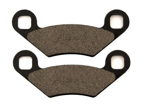 Rear Brake Pads for ATV Polaris SPORTSMAN  FOREST TRACTOR 500 2014 2012