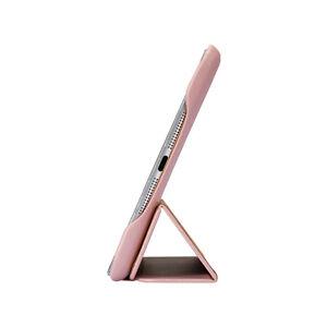 Jisoncase-Light-Pink-Micro-Fiber-Case-Cover-W-O-Seams-For-Apple-New-mini-iPad