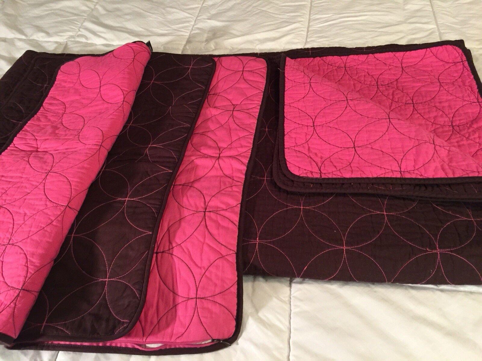 Ugg Clifton 3pc Reversible Comforter Set Full Qn Oatmeal Never For Sale Online Ebay