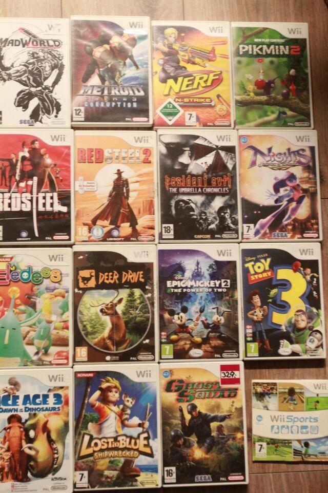 De gode spil , Nintendo Wii, adventure