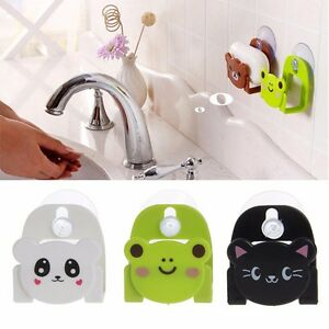 Multi purpose cleaning sponge cartoon suction wall sink rack kitchen holder ebay - Seven different uses of the kitchen sponge ...