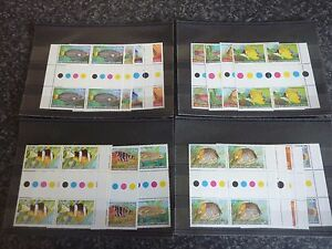 COCOS-KEELING-ISLANDS-POSTAGE-STAMPS-SG34-47-INC-A-039-S-1C-2-BLOCKS-OF-4-UMM