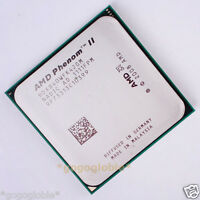 Working AMD Phenom II X4 840 3.2 GHz HDX840WFK42GM 667 MHz CPU Processor AM3