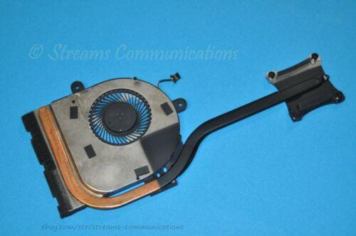 HP ENVY m6-w103dx x360 Convertible PC CPU Cooling Fan Heatsink Thermal Module