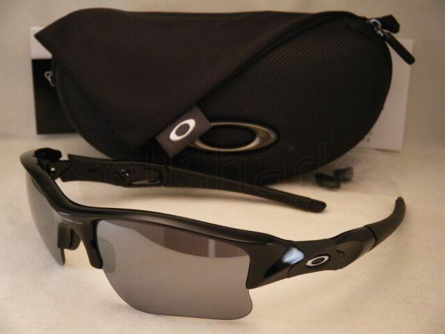Oakley Flak Jacket Jet Black Lens Black Iridium