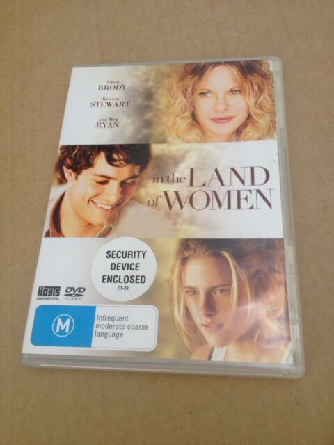 IN THE LAND OF WOMEN DVD