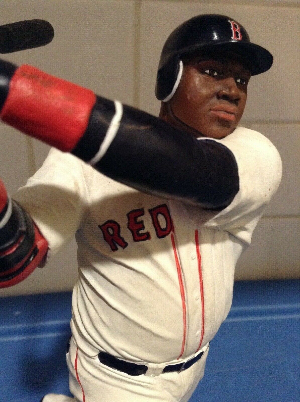 Danbury Mint - Boston rot Sox David Ortiz     Hard To Find   -   Selten