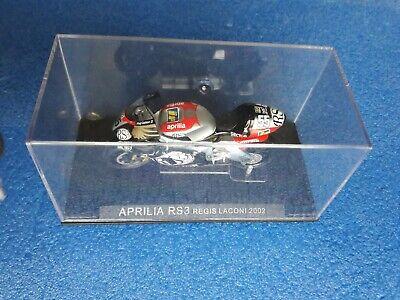 156 Aprilia Rs3 Regis Laconi 2002 Scala 1: 24 Box Cvgm3/19