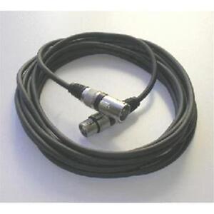 Cavo-audio-PMC623-Master-Audio-schermato-XLR-maschio-XLR-femmina