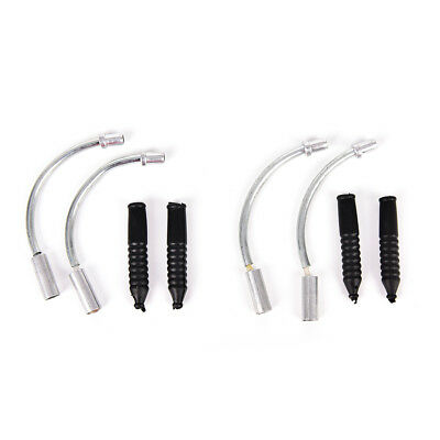 2set Bicycle V Brake Noodle Cable Guide And Plastic Pipe Hose bike Brake R*T