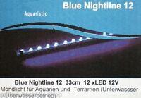 Mondlicht Licht 12 Led Flexibel Wasserdicht 33 Cm Unterwasserlicht Beleuchtung
