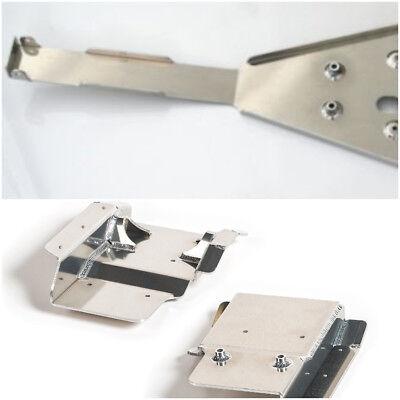 XFR 2004-2005 Aluminum .190 Swing Arm Skid Plate Guard Yamaha YFZ450