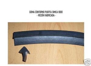 CER171 CERRADURA DELANTERA IZQUIERDA SIMCA 1200