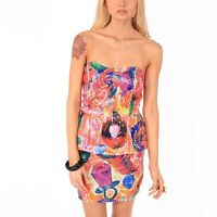 IRON FIST SWEETS FOR MY SWEET SEQUIN LADIES DRESS ALL SIZES (B8C)
