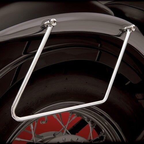 Show Chrome Accessories 82-209 Saddlebag Stays for VL800 01-04 C50//M50 05-08