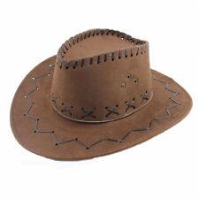 2789b710c Steampunk Cylinder Brown Western Hat Fine Men 20s Years Headpiece ...