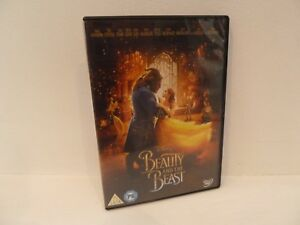 DISNEY-BEAUTY-and-the-BEAST-DVD-2017-UK-FAST-FREE-POSTING